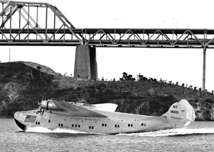 01 Boeing 314 Clipper (Dixie Clipper)