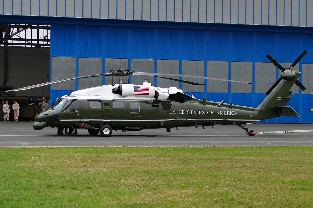 Sikorsky VH-60N White Hawk (S-70A), USA - Marines