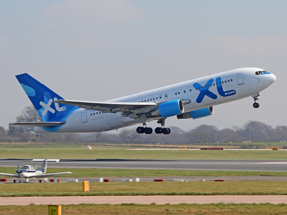 A5 Boeing 767-204(ER), XL Airways
